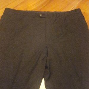 Lauren Ralph Lauren black dress slacks, 46x32